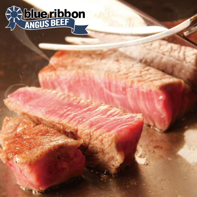 【勝崎-599免運】美國藍絲帶極黑菲力牛排1片組(150公克/1片)