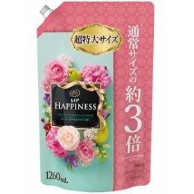 【大容量】 レノア ハピネス 柔軟剤 フルーティカクテル&フラワー 詰め替え 超特大 1260mL