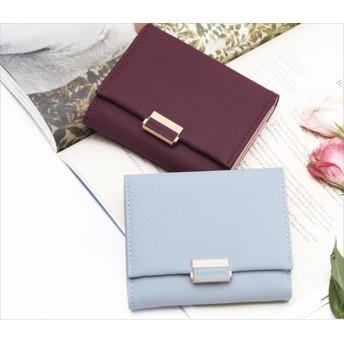 折り畳み財布 韓国ファッション レディース