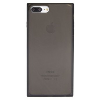 リカバー RECOVER ユニセックス iPhone (8 Plus)ケース Squared Black iPhone 7/8 & 7/8 Plus Case Black