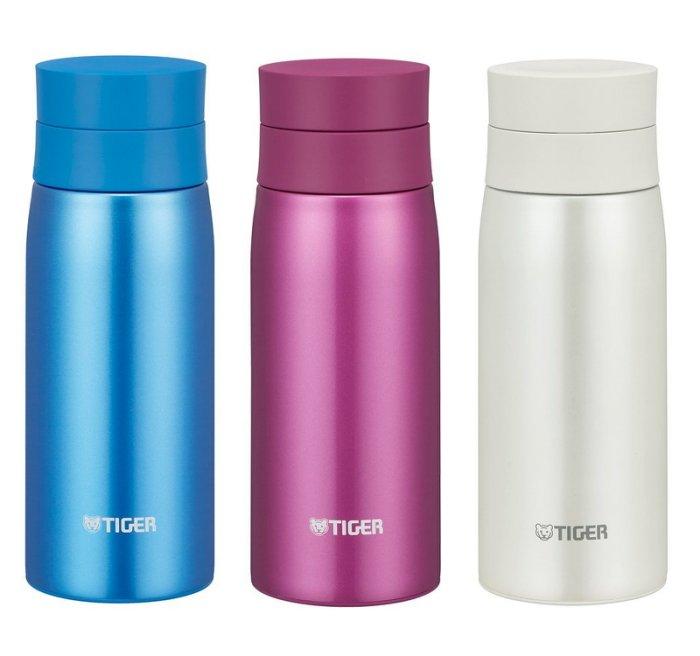 TIGER 虎牌 不銹鋼保溫保冷杯 MCY-A035 350ml 多款 專櫃正品