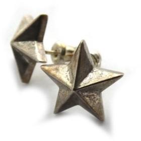 【SALE】 AMBUSH 「ALL STAR EARRINGS」 スターシルバーピアス サイズ:F (栄店)