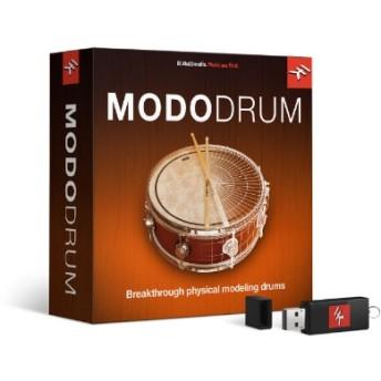 〔プラグインソフト〕フィジカルモデリングドラム音源 MODO DRUM クロスグレード 初回限定版