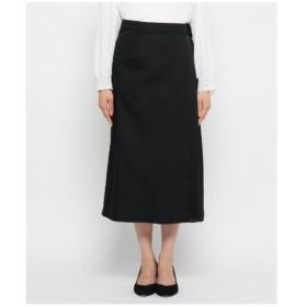 Modify(モディファイ)ギャバプリーツ切替スカート