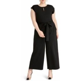 レイチェル ロイ RACHEL RACHEL ROY レディース オールインワン ワンピース・ドレス Esme Wide Leg Jumpsuit Black