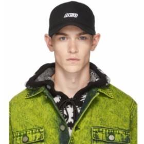 アレキサンダー マックイーン McQ Alexander McQueen メンズ キャップ 帽子 Black Logo Cap Black