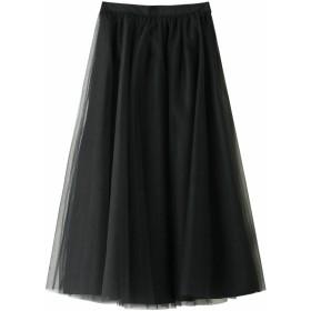 Bilitis dix-sept ans ビリティス・ディセッタン スーパーロングチュチュスカート(90cm) ブラック