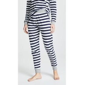 スリーピージョーンズ Sleepy Jones レディース スパッツ・レギンス インナー・下着 Helen Leggings Medium Stripe Navy