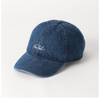 【green label relaxing:帽子】SC GLR NY EMB キャップ