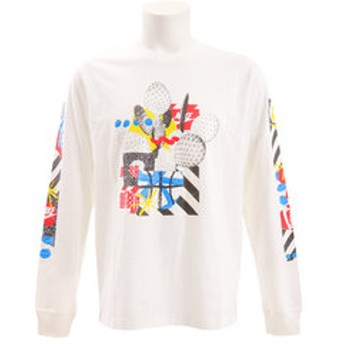 【Super Sports XEBIO & mall店:トップス】SSNL4 長袖クルーシャツ BV7569-100FA19