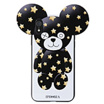 Sparkle Bear for iPhone XR スパークルベア 16606