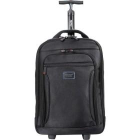 ジェイワールド J World New York メンズ バックパック・リュック バッグ Astor Business Carry-On Black