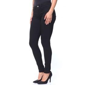 ディッキーズ Dickies レディース スキニー・スリム ボトムス・パンツ 5 pocket super skinny pant Black