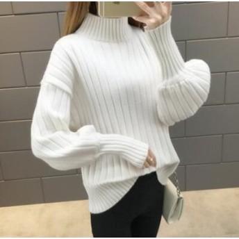 2019 韓国風 6 色 カーディガンのセーター 秋 冬 韓版 半高襟 だんねつ衣