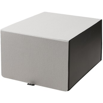 SEMPRE センプレ 【NuAns】FLIPBOX 収納ケース ライトグレー