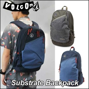 volcom ボルコム リュック メンズ Substrate Backpack ボルコムバッグ /【返品種別OUTLET】