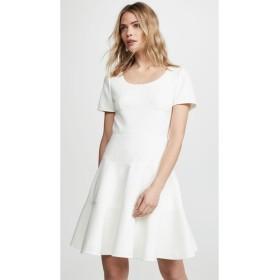 レベッカ テイラー Rebecca Taylor レディース ワンピース ワンピース・ドレス Stretch Texture Dress Snow