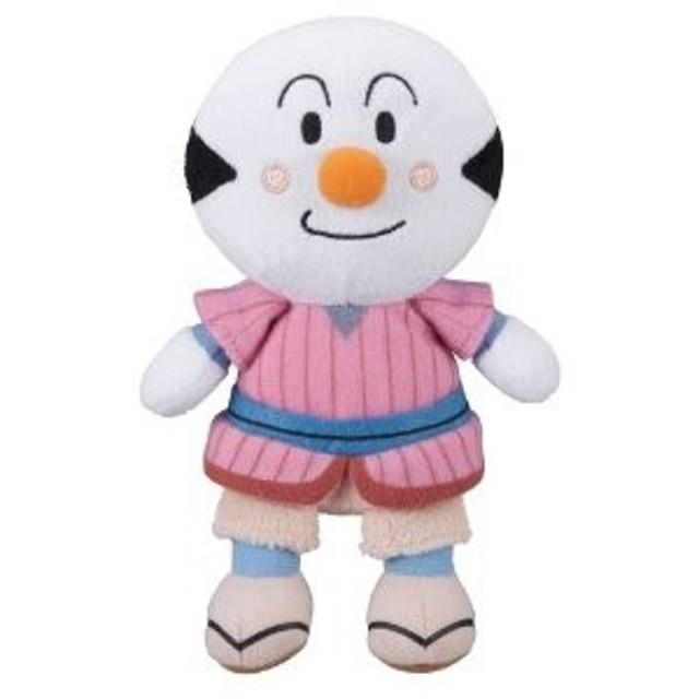 プリちぃ★ビーンズS プラス こむすびまん  おもちゃ こども 子供 女の子 ぬいぐるみ 1歳5ヶ月~ アンパンマン