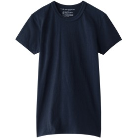 Shinzone シンゾーン クルーネックTシャツ ネイビー