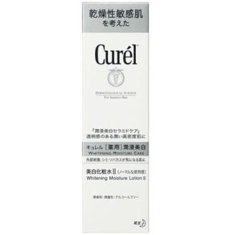 花王 キュレル 美白化粧水II 140ml (ノーマルな使用感)