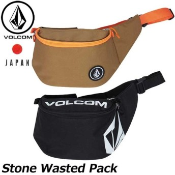 volcom ボルコム ウエストバッグ Stone Waisted Pack D65318JE 【返品種別OUTLET】