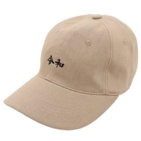 PGAC(PGAC) リネン刺繍キャップ 令和 897PA9ST1771 BEG (Men's)