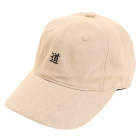 PGAC(PGAC) リネン刺繍キャップ MICHI 897PA9ST1724 BEG (Men's)