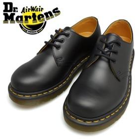 ドクターマーチン 3ホール ギブソン ブラック R11838002