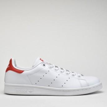 アディダス スタンスミス USA企画 メンズ 白 adidas STAN SMITH WHITE RED M20326
