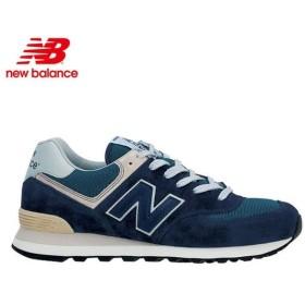 NEW BALANCE ニューバランス スニーカー シューズ / ML574 - NAVY / ネイビー / 574 / ML574VN A / 正規取扱店
