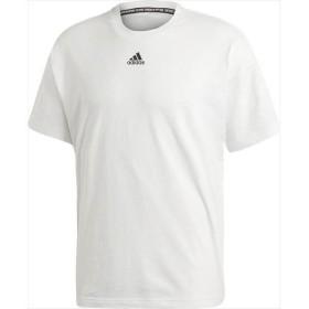 [adidas]アディダス M MUSTHAVES 3STRIPES Teeシャツ (FWQ74)(DX7656) ホワイト[取寄商品]