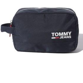 トミーヒルフィガー ロゴポーチ メンズ ネイビー one size 【TOMMY HILFIGER】