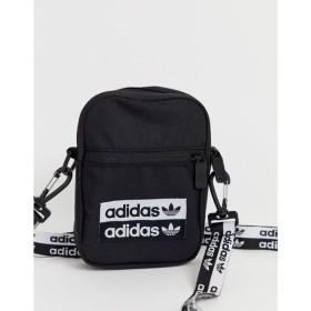 アディダス adidas Originals レディース バッグ Vocal mini multiway festival bag with logo taping Black