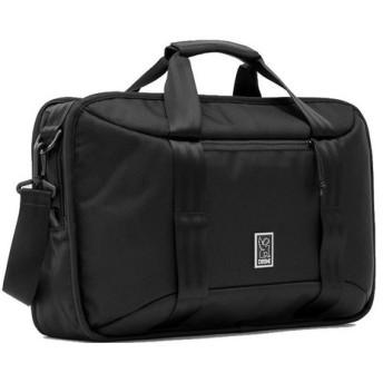 CHROME クローム / 撥水 3WAY ブリーフケース ビジネスバッグ バックパック  / VEGA - ALL BLACK / BG-229 / 15L / 通勤 通学 自転車 鞄
