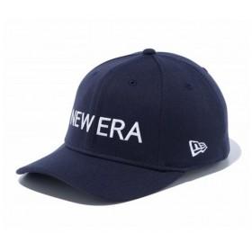 ニューエラ(NEW ERA) 9FIFTY ストレッチスナップ NEW ERA ネイビー × ホワイト 12051981 (Men's)