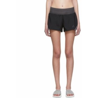 アディダス adidas Originals レディース ボトムス・パンツ ランニング・ウォーキング Black & Grey Run It Shorts Black/Grey