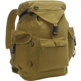 フォックスアウトドア Fox Outdoor メンズ バックパック・リュック バッグ Australian Style Rucksack Olive Drab
