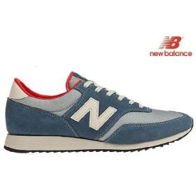 ニューバランス NEW BALANCE CM620BF Blue Bell Light Grey Red WidthD CM620BF