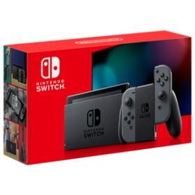 任天堂Nintendo SwitchJoy-Con(L)/(R) グレーHADSKAAAA