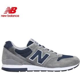 NEW BALANCE ニューバランス スニーカー シューズ / MRL996BP PEWTER / GRAY x NAVY グレー x ネイビー / 996 / 正規取扱店