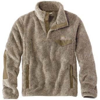 エル・エル・ビーン・ハイ・パイル・フリース・プルオーバー/Men's L.L.Bean Hi-Pile Fleece Pullover