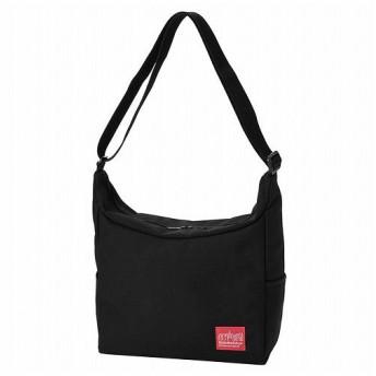 マンハッタン ポーテージ Bed Stuy Shoulder Bag ユニセックス Black S 【Manhattan Portage】
