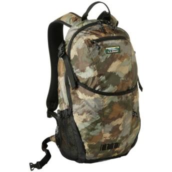 エル・エル・ビーン・ストアウェイ・デイ・パック、カモフラージュ/L.L.Bean Stowaway Day Pack, Camouflage