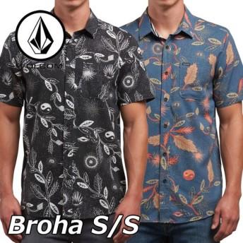 volcom ボルコム シャツ Broha S/S メンズ 半袖 A0421801【返品種別SALE】