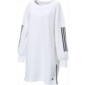 [adidas]アディダス レディース W ID チュニック (FYK06)(ED1414) ホワイト[取寄商品]