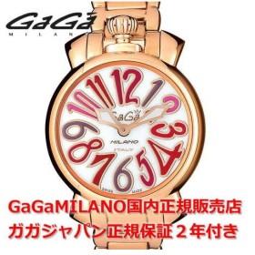 国内正規品 売れ筋  GaGa MILANO ガガミラノ 腕時計 レディース 時計 MANUALE 35MM SLIM マニュアーレ35mm 6021.3