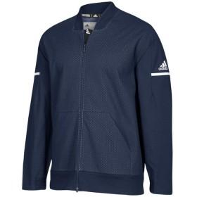 アディダス adidas メンズ ブルゾン アウター team squad bomber Collegiate Navy/White