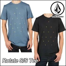 VOLCOM ボルコム tシャツ メンズ Rotate SS Tee 半そで ヴォルコム メール便可【返品種別OUTLET】