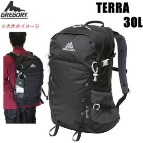 グレゴリー リュック デイパック TERRA 30  テラ 30L   BLACK  ブラック 759161041  GREGORY リュック