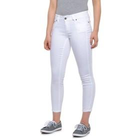 プラーナ prAna レディース クロップド ボトムス・パンツ Carlotta Crop Pants - Organic Cotton White